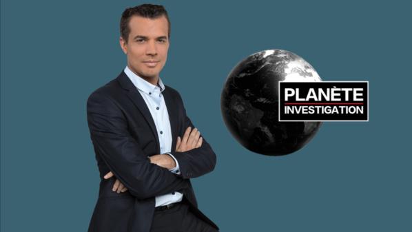 Planète Investigation avec Michael Lauret