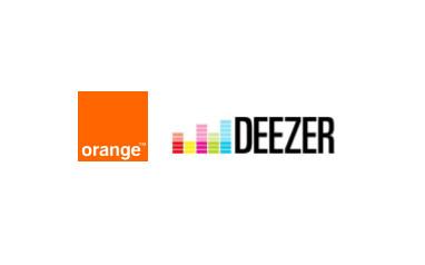Deezer et Orange prolongent leur partenariat exclusif en 2017 et 2018