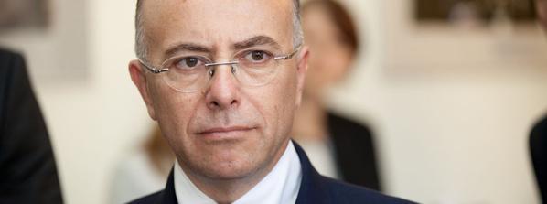 Bernard Cazeneuve, Ministre de l'intérieur © DR