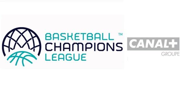 Droit TV: Le Groupe Canal+ acquiert les droits exclusifs de la Basketball Champions League