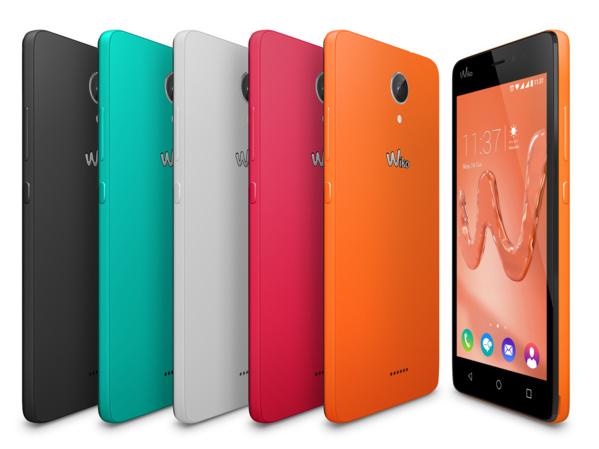 Freddy, le nouveau smartphone 4G de la gamme Y de Wiko