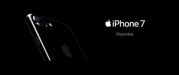 Orange Caraïbe: l'iPhone 7 désormais disponible !