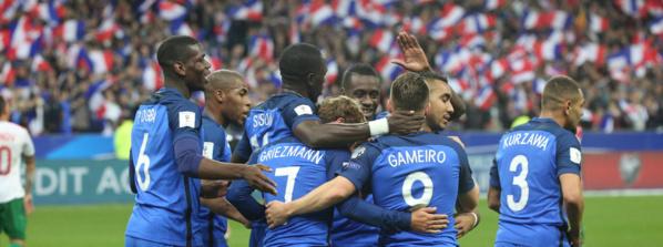 Football: France - Côte d'Ivoire sur les chaînes 1ère !