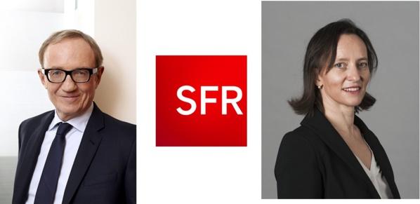 Bertrand Meheut, ancien patron de Canal+ et Anne-France Laclide nommés au Conseil d'Administration de SFR Group