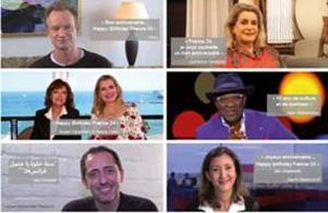 France 24 fête ses 10 ans le 6 Décembre