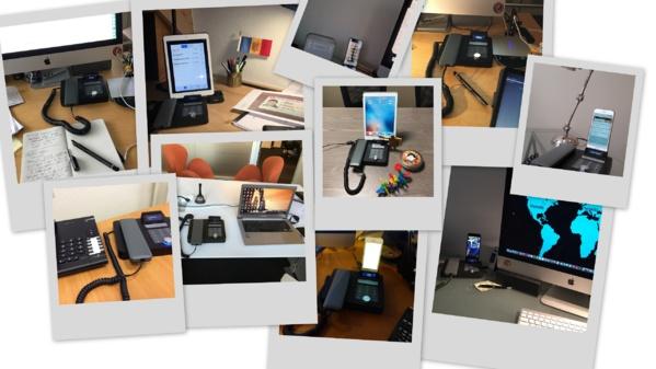 CES 2017: Invoxia NVX 200, le téléphone de bureau connecté qui s'exporte dans le monde entier