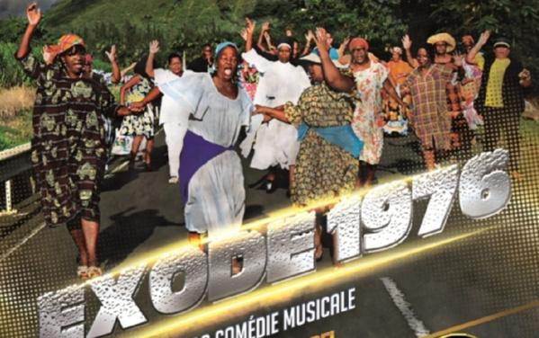 Guadeloupe: Exode 1976, la comédie musicale sur la Soufrière