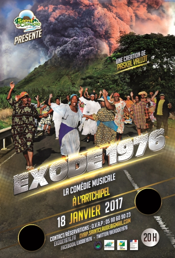 EXODE 1976 l'affiche