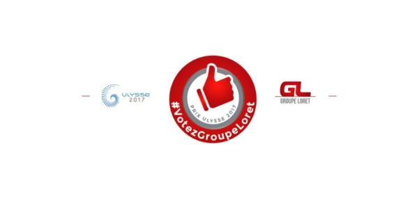 Le Groupe Loret est nominé au Prix national Ulysse 2017 qui récompense le meilleur retournement d'entreprise de l'année
