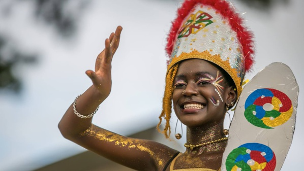 La Parade du carnaval de Kourou © ThaFunkyDesigner