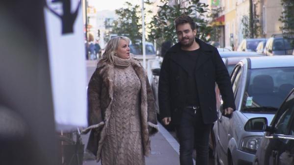 Valérie Damidot et Paul Morlet