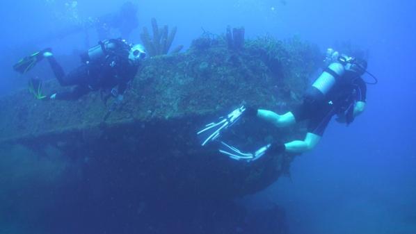 Sur les traces de Gustavia