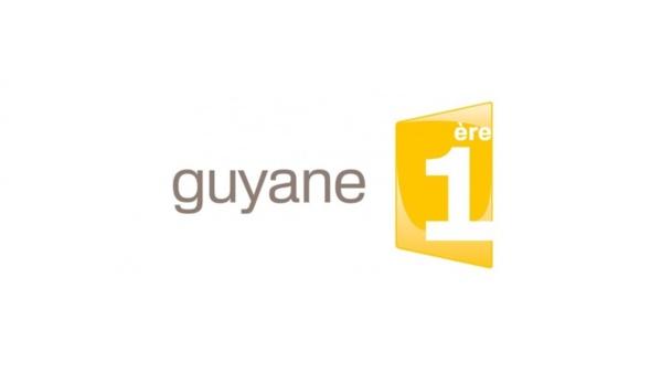 Logo Guyane 1ère