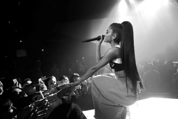 Ariana Grande © Crédit Photo: TF1