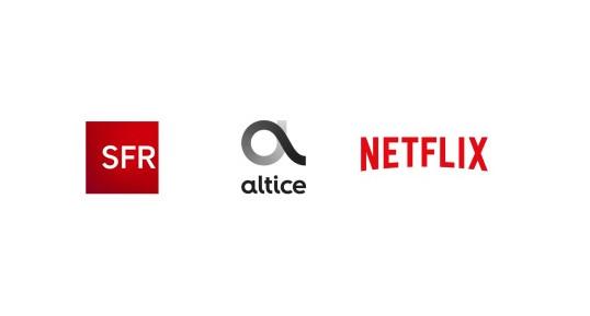 Altice conclut un partenariat avec Netflix