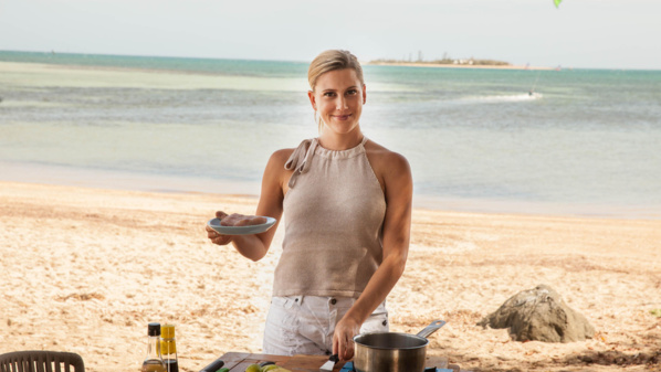 Justine Schofield © Tropical Gourmet / Parade Media