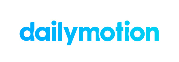 Nouveau logo Dailymotion