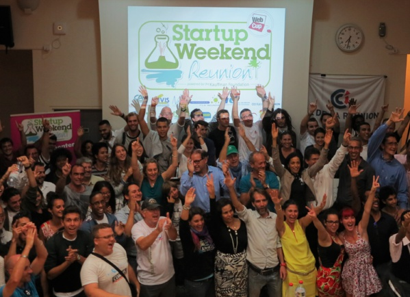 Jour J pour le Startupweekend !