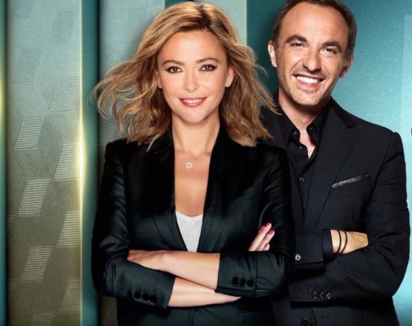 Sandrine Quétier & Nikos Aliagas