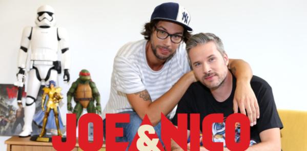Joe & Nico © Lagardère Thématiques / Webedia