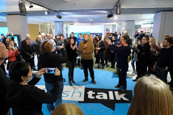 #Flashtalk, nouvelle formule avec Sonia Chironi et Raphäl Yem, dés le 6 novembre sur France Ô