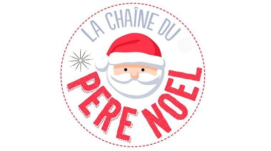 La Chaîne du Père Noël fait son grand retour pour la 7ème année consécutive du 25 novembre au 7 janvier