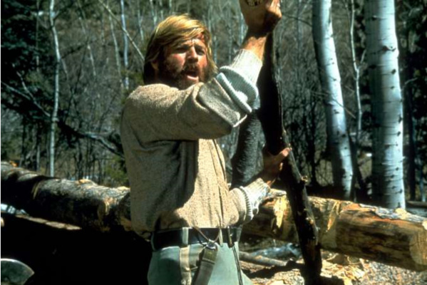 Jeremiah Johnson © 1972 WARNER BROS ENTERTAINMENT INC. ALL RIGHTS RESERVED.