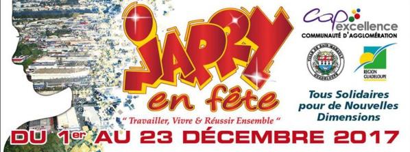 Jarry en fête sur les trois antennes de Guadeloupe 1ère