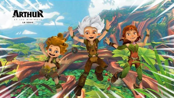 © EuropaCorp Television / Studio 100 Animation / Gulli / Disney / RTBF