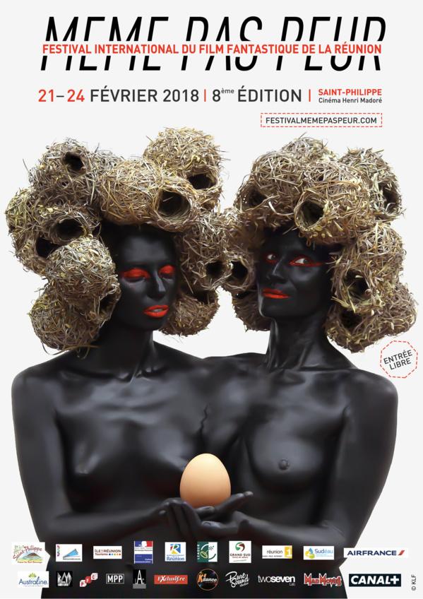 La Réunion: Le Festival Même pas Peur dévoile l'affiche de sa 8ème édition !