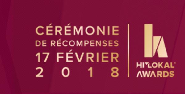 Hit Lokal Awards 2018: Présentation des nominés