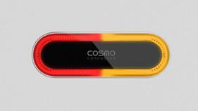 Cosmo Bike, le premier feu arrière de freinage connecté