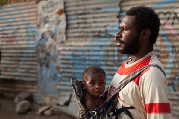 The Opposition, combat des Papous pour leur terre