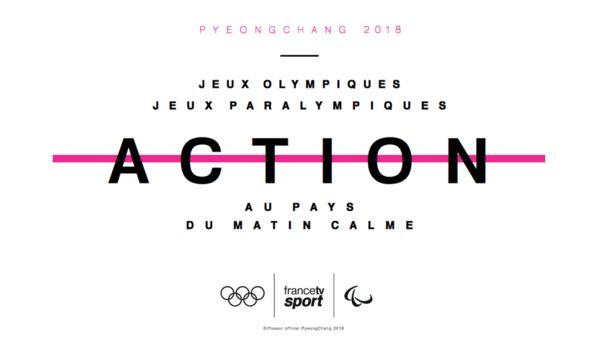 Jeux Olympiques de Pyeongchang 2018: Les 1ère au rendez-vous !