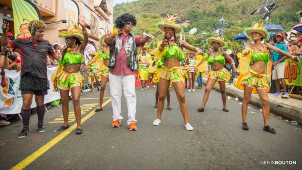Carnaval 2017: Parade FestiSud à Rivière-Pilote