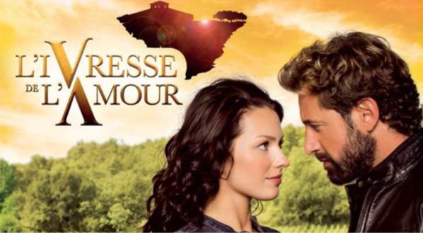 """""""L'ivresse de l'amour"""" la nouvelle telenovela des chaînes ATV"""