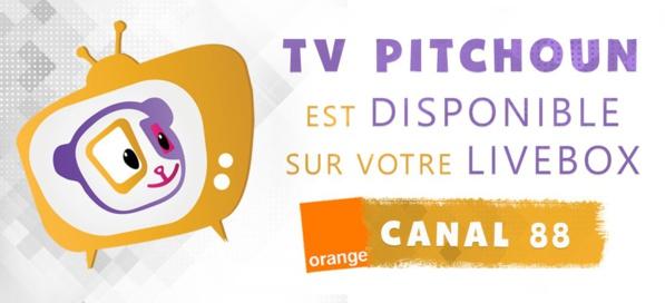 Orange: TV Pitchoun la nouvelle chaîne 100% pour les enfants