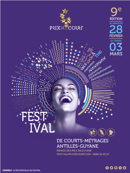 """J-2 avant le festival de Courts-métrages """"Prix de Court"""" aux Antilles-Guyane"""