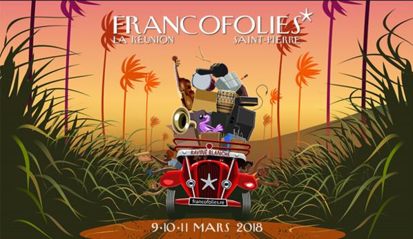 Francofolies La Réunion 2018: le rendez-vous musical incontournable