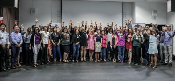 Photo d'illustration : Adhérents de Digital Reunion