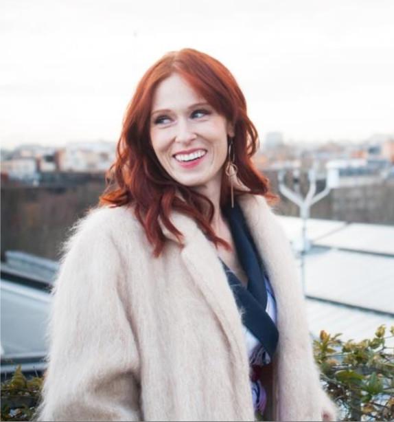 Évènement: Audrey Fleurot, animatrice exceptionnelle de la Fashion Week sur ELLE Girl TV, vendredi 16 mars