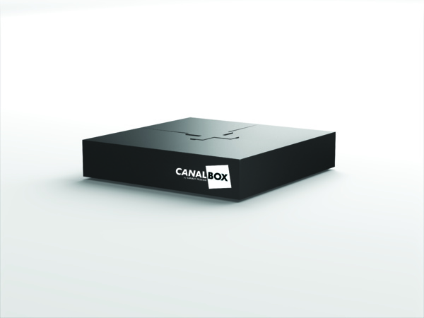 CanalBox lance son offre TV