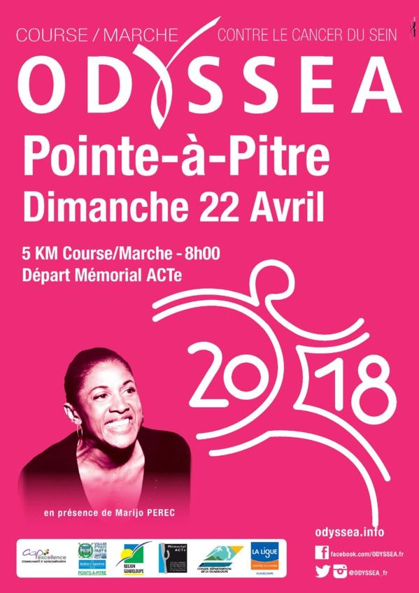 Affiche Odyssea 2018