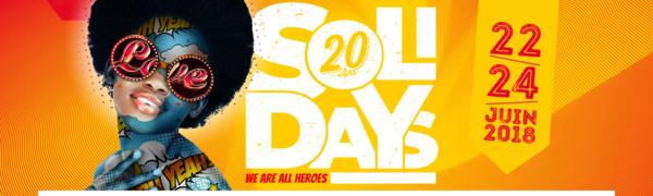 The Kills, Jungle et Two Door Cinema Club pour les 20 ans du Solidays