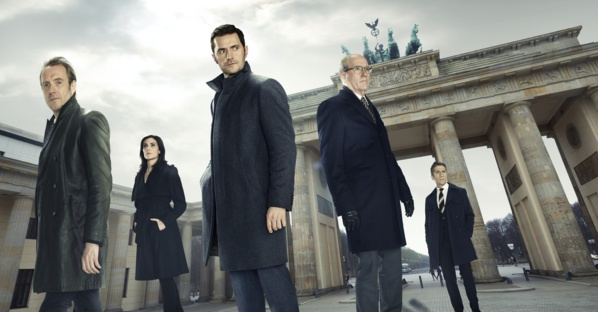 La saison 1 de Berlin Station à partir du 15 avril sur 13ème RUE.