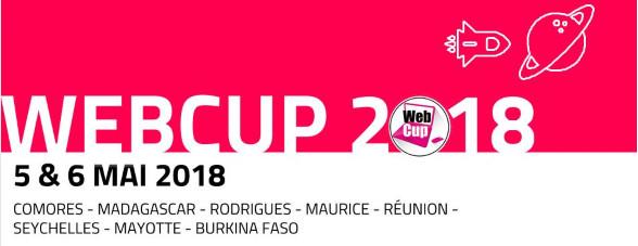 Webcup 2018 La Réunion: Les inscriptions sont ouvertes !