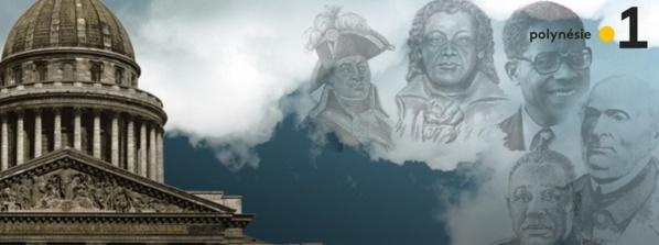 Émission spéciale: Cérémonie du 170ème anniversaire de l'abolition de l'esclavage, en direct du Panthéon sur France Ô et La 1ère