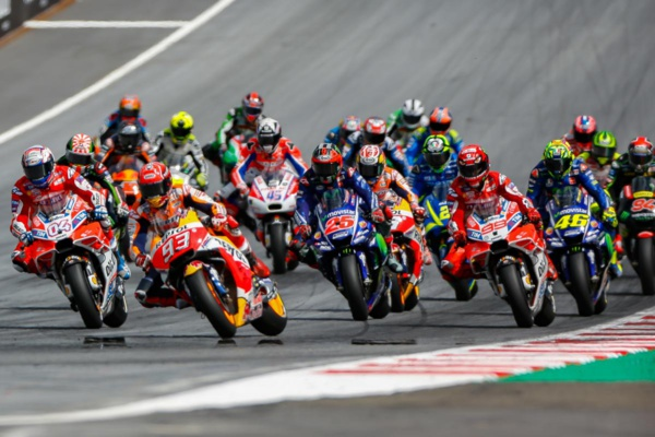 Canal+ s'offre les droits de retransmissions des championnats de MotoGP, Moto 2 et Moto 3