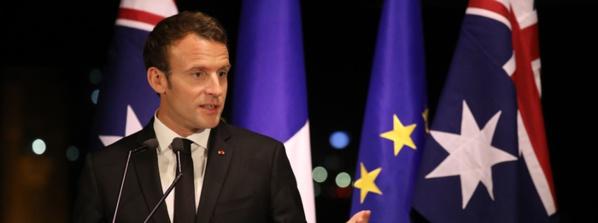 France Ô déploie un dispositif spécial pour la visite Présidentielle d'Emmanuel Macron en Nouvelle-Calédonie