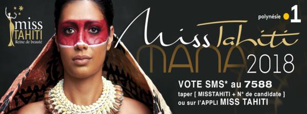 Miss Tahiti 2018: Un dispositif sur mesure avec Polynésie La 1ère